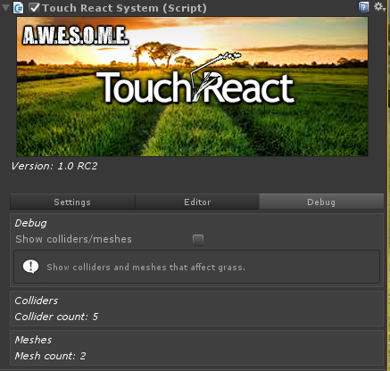 Touch React System   Awesome Technologies