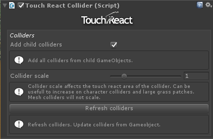 Touch React System Pro   Awesome Technologies
